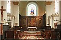 TQ3579 : St Mary with All Saints, Rotherhithe - Chancel by John Salmon