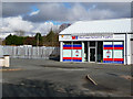 NG4743 : MacGregor Industrial Supplies, Portree by John Allan