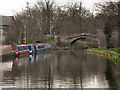 SJ6987 : Lloyd Bridge, Bridgewater Canal by David Dixon