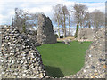 SP9908 : The North West Corner of Berkhamsted Castle by Chris Reynolds