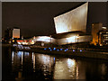 SJ8097 : Imperial War Museum North, Trafford Wharf by David Dixon