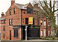 J3371 : Nos 1-3 Ridgeway Street, Belfast (2012) by Albert Bridge