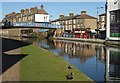 TQ2482 : Grand Union Canal at Kensal Town by Derek Harper