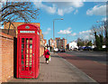 TQ4374 : Eltham High Street by Des Blenkinsopp