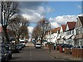 TQ1884 : Lyon Park Avenue, Alperton by Derek Harper