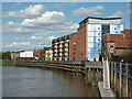 SK8189 : Gainsborough Wharf by Richard Croft