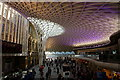 TQ3083 : King's Cross Western Concourse by Peter Trimming