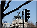 TQ2879 : The Quadriga on Wellington Arch by PAUL FARMER