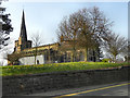 SJ6092 : The Parish Church of St Oswald, Winwick by David Dixon