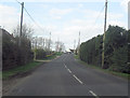 SP7720 : Road into Pitchcott by Manor Farm by John Firth