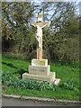 TL7640 : War Memorial by Keith Evans