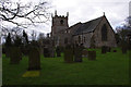 SK1355 : St Peter's Church, Alstonefield by Ian Taylor