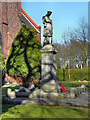 SD6400 : Great War Memorial, St Peter's Church by David Dixon