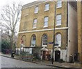 TQ3480 : House on Wapping High St by Nigel Chadwick