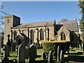 SK2360 : St John The Baptist, Winster by Chris Morgan