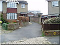 TQ2705 : Public footpath to Old Shoreham Road by Peter Holmes