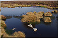 SD5559 : Small tarn NW of Grit Fell by Ian Taylor