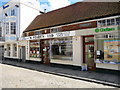 SU3521 : Romsey - Butchers Shop by Chris Talbot