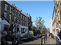 TQ2685 : Flask Walk, Hampstead by Stephen Craven