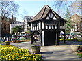 TQ2981 : A very crowded Soho Square by Ian Yarham