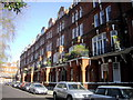 TQ2678 : Houses in Elm Park Gardens Chelsea by PAUL FARMER