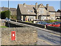 SK3089 : 590 Loxley Road postbox (ref. S6 699) by Alan Murray-Rust