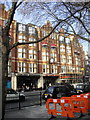 TQ2878 : The Sloane Square Hotel, Sloane Square, London by PAUL FARMER