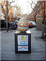 TQ2878 : Egg 28 in The Faberg&eacute; Big Egg Hunt by PAUL FARMER
