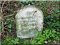 TQ2860 : Carshalton Urban District Council boundary marker by Robin Webster