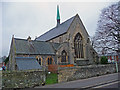 SU4829 : Winchester - Holy Trinity Church by Chris Talbot