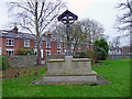 SU4829 : Winchester - War Memorial by Chris Talbot