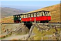 SH5957 : Snowdon Mountain Railway by Jeff Buck