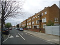 TQ4382 : Telham Road, East Ham by Stacey Harris
