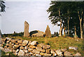 NJ8513 : Tyrebagger Stone Circle by Bill Harrison