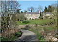 SK3661 : Dalebank near Ashover by Andrew Hill