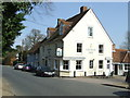 TL9734 : The Anchor Inn by Keith Evans