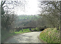 SP0512 : Footpath intersection at top of Queen Street, Chedworth by Stuart Logan