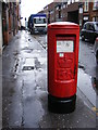 SK3487 : Rockingham Street Postbox by Adrian Cable