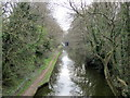 SP1284 : Grand Union Canal From Stockfield Road by Roy Hughes