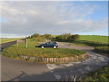 TQ2708 : Car Park for the Devils Dyke Approach Picnic site by Richard Rogerson