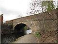 SK3687 : Cadman Street Bridge by Stephen Craven