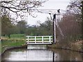 SJ5948 : Wrenbury Church Bridge, Llangollen Canal by David Martin