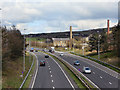 SD7823 : A56, Haslingden By Pass by David Dixon