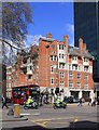 TQ2982 : Euston Fire Station, Euston Road by David P Howard