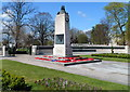 SO8317 : Gloucester City War Memorial by John Grayson