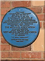 Photo of Blue plaque number 2148