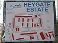 TQ3278 : Heygate Estate map by Oast House Archive
