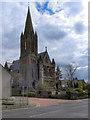 NT0805 : St Mary's Church, Moffat by David Dixon
