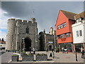TR1458 : West Gate by Oast House Archive