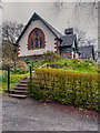 NN5201 : St Mary's Scottish Episcopal Church, Aberfoyle by David Dixon